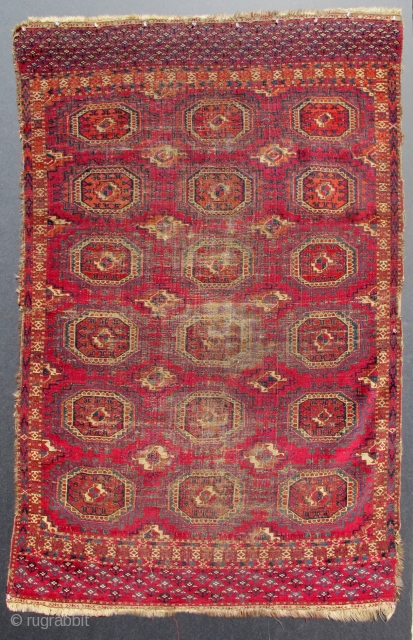 Early prototypical Turkoman Saryk.