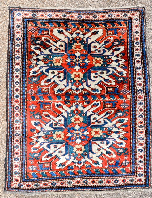 Cassic Armenian Chelaberd in full, high pile and perfect condition