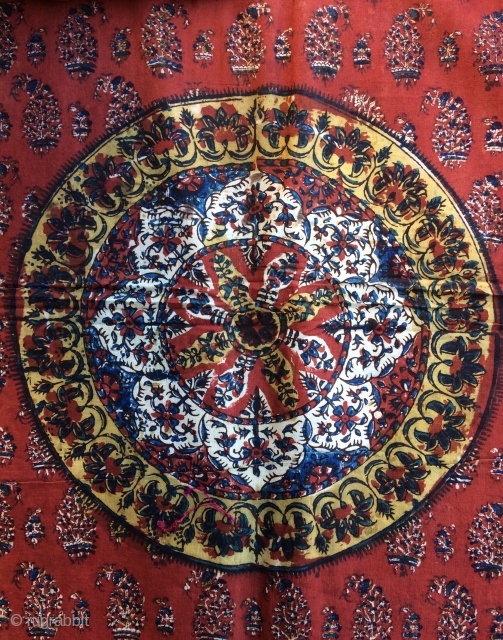 Esfahan Qhalemkari. Size 120x90cm