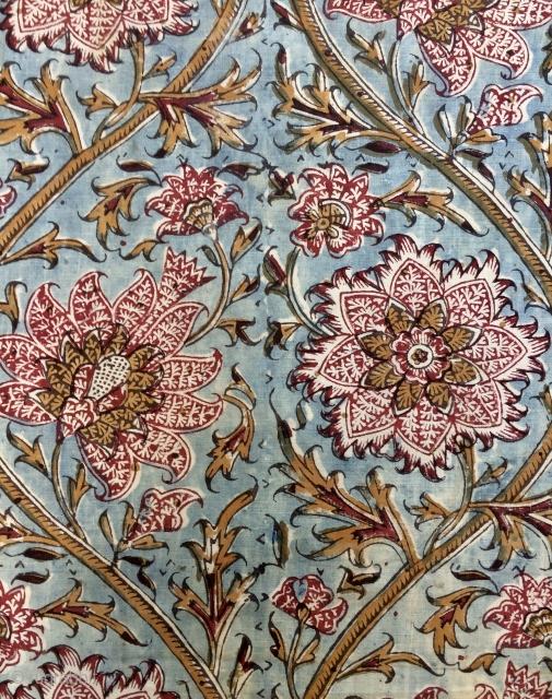 Rare Isfahan Qhalem Qhari size 360x150cm