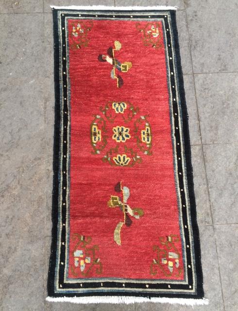 Tibet carpet size 5x2'3 ft