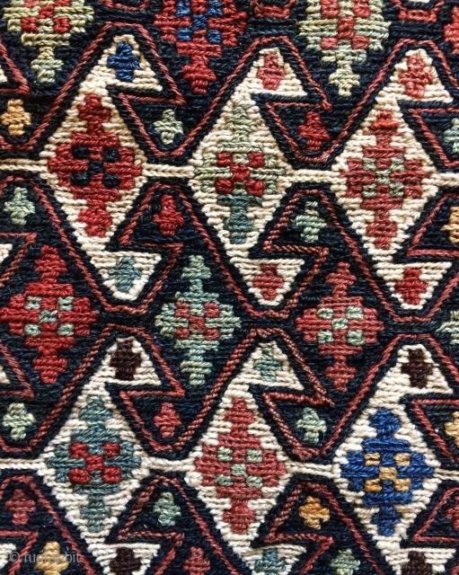 Shiraz saddle bag size 50x63cm 51x62cm