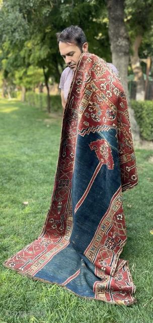 Kurdish Fragmand Carpet size 200x100cm