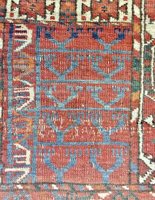 Tekke carpet size 140x110cm