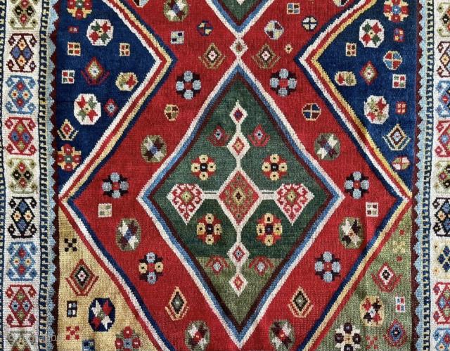 Very nice Qhasgia gabbeh size 240x148cm