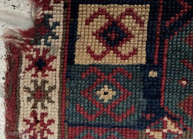 Kurdish fragmand carpet size 225x120cm