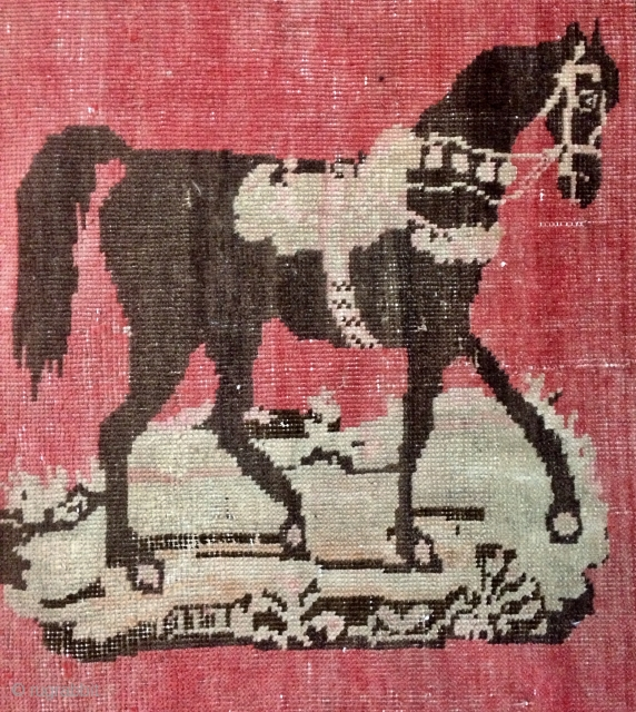 Karabag carpet size 180x130cm