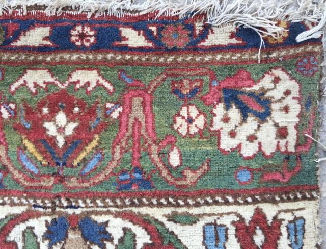 Vagireh bijar Carpet size 130x80cm