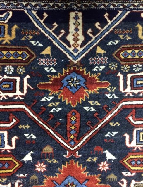 Shirvar carpet size 180x132cm