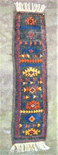 Old animal trapping - Baluch. Size: 20 x 80 cm. Very good condition.