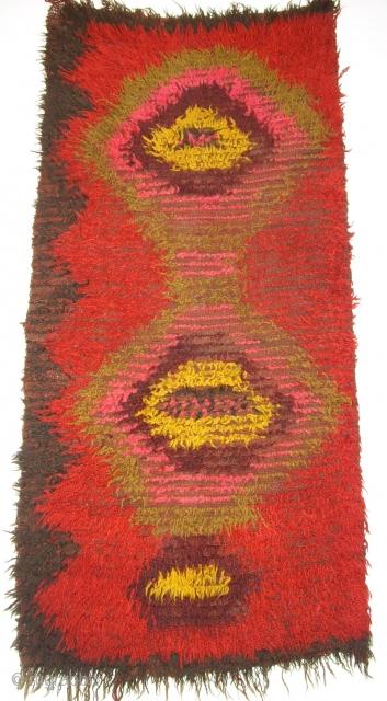 Antique anatolian Tüllü. Size: 124x59 cm. Interesting item.
