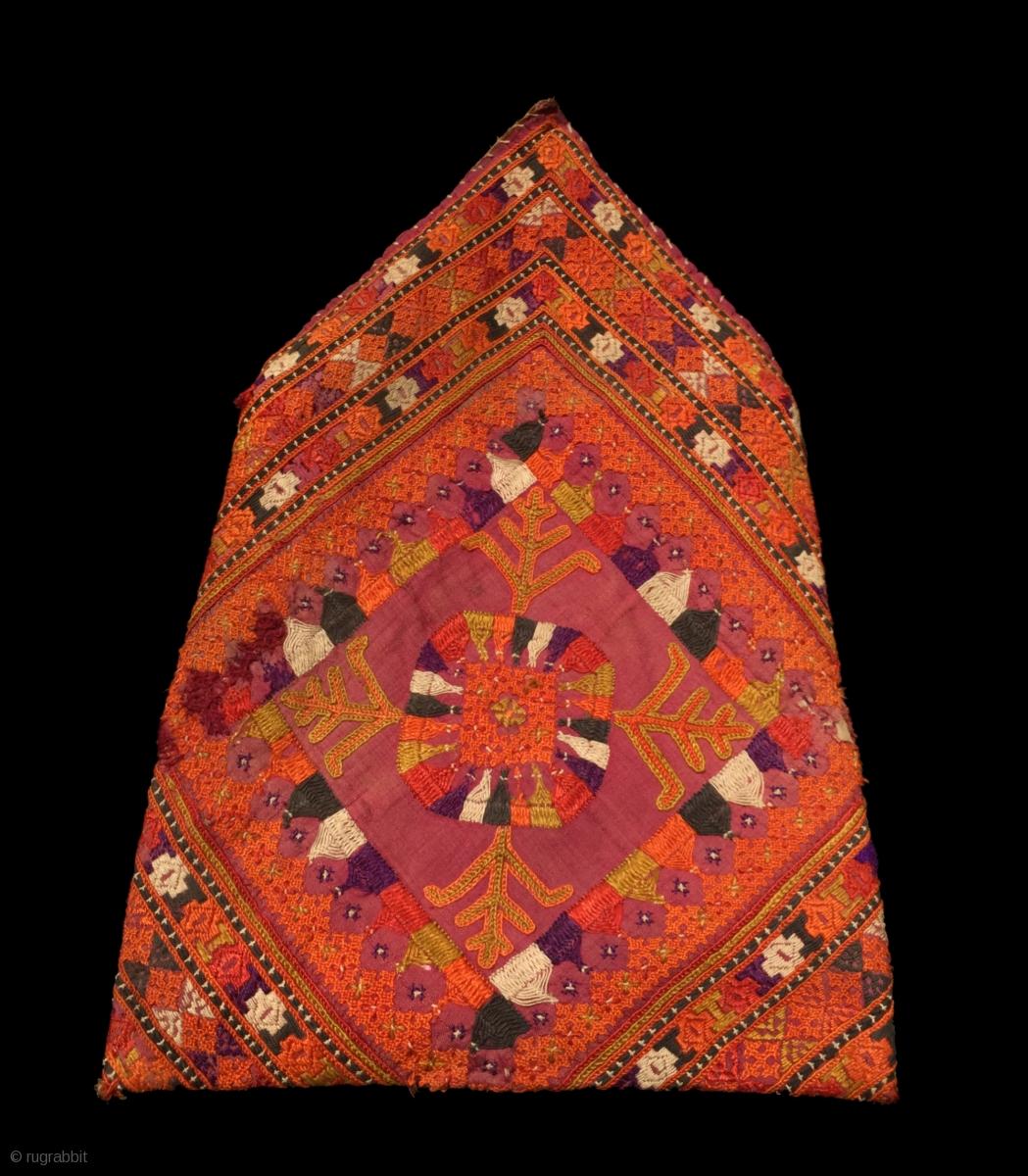 Uzbek Silk Bohca Size 27x17 Cm Rugrabbit Com