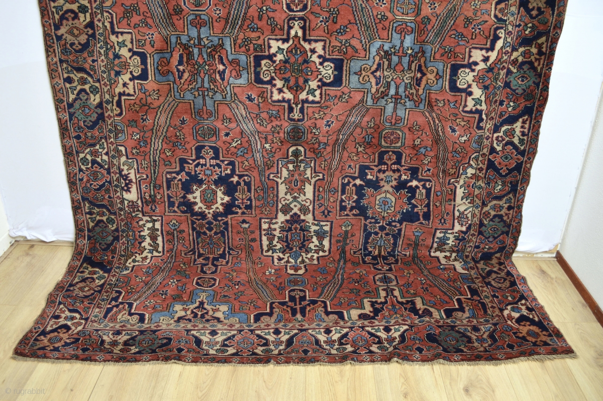 We Try To Classify This Antique Rug But Unfortunately We