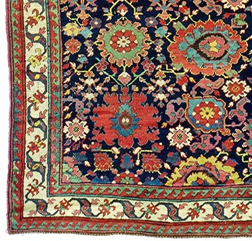 An Important N W Persian Carpet Measuring 9 6 X 23 3