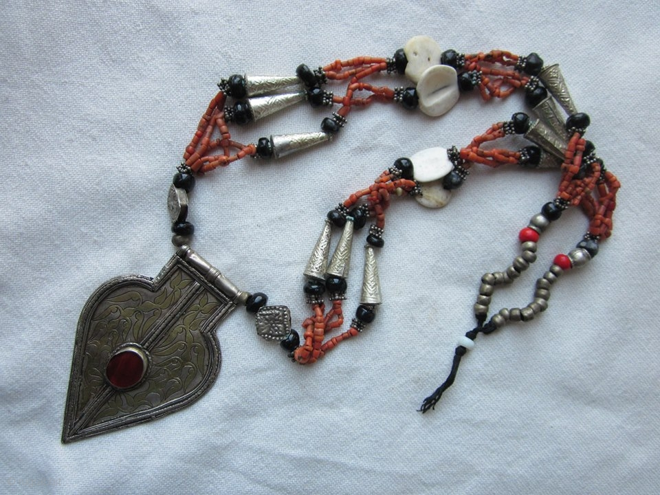 This Auction Is For Highly Sought After Tribal Jewelry