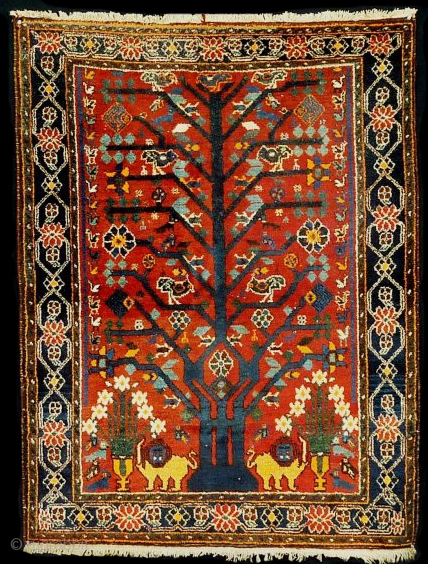 This Is A First Half Of The 20th Century Persian Neyriz