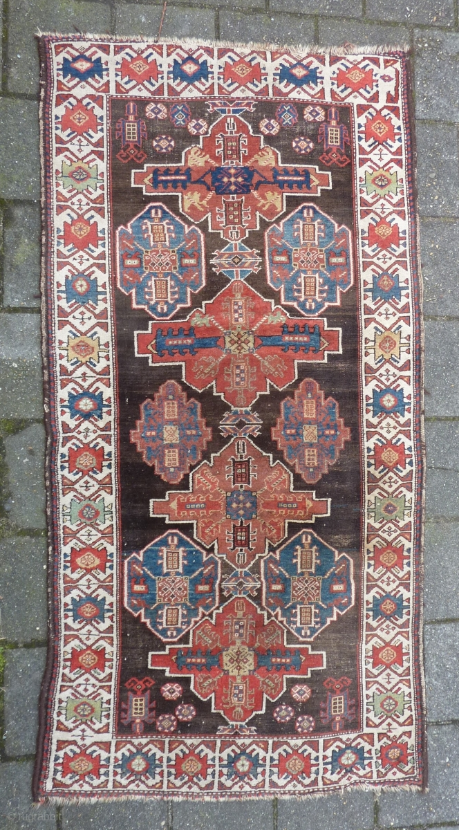 Colourful Kurdish Rug With 30 Items Now On Ebay No Reserve Http