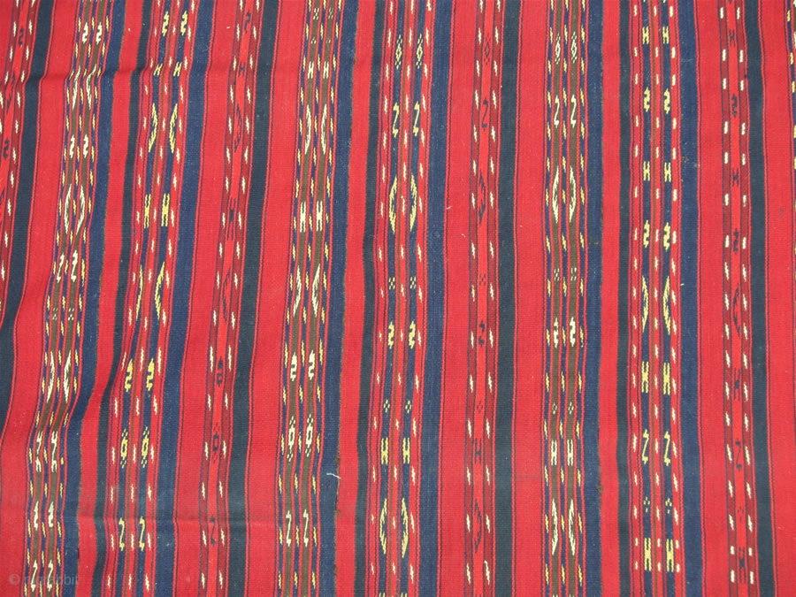 Antique Rug Ottoman
