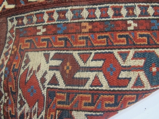 Yomut Asmalyk, last quarter of 19th century, good colours, very good condition. £1100 plus shipping
