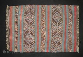West Anatolian Bergama kilim 66x100 cm