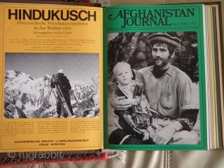 Afghanistan Journal 1974-1976, 1977-1979, 1980-1982