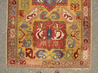 Tefzet rug from Germany, 110 x 215cm