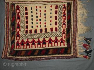 Anatolian, HERKI horse cover 152x95 cm