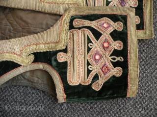 Antique vest, Afghanistan
