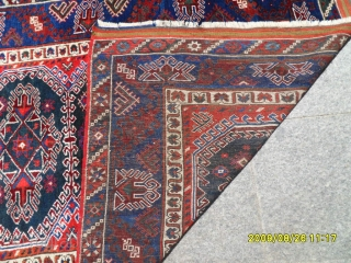Antıque Anatolian Döşeme Altı Carpet Perfect size: 146x125 cm.
