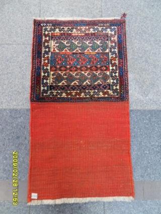 Antıque Qashqai Bagface size: 107x60