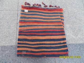 Antıque Sahsavan Bagface size: 56x51 cm.