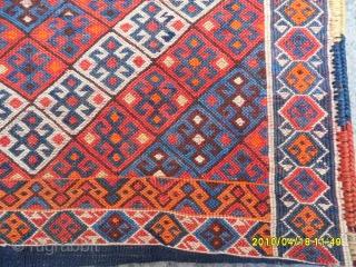Antıque Sahsavan Sumack Bagface size 55x60 cm.