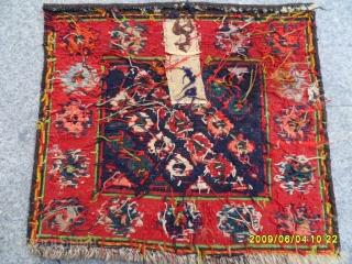 Antique Sahsavan Bagface size: 45x50