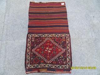 Şiraz Qashqai Bagface size:45x58 cm.