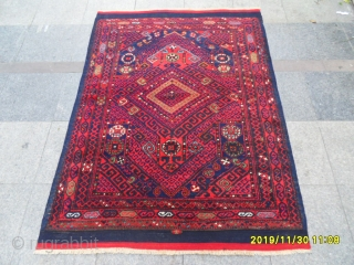 Antique Anatolian Yöncü Bergama Perfect size: 165x125 cm.