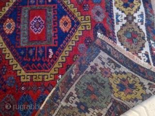 yuruk turkish kurd over 80years wool on wool