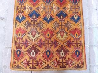 Antique Anatolian Rug