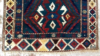 Antique Zeyhur Shirvan Rug