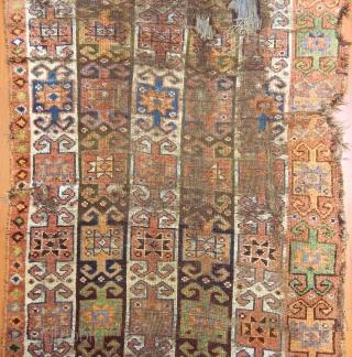 Antique East Anatolian Rug  Size.200x130cm
