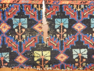 Antique Anatolian Karapınar Rug Fragment  Size.60x115cm