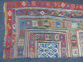 Antique South East Anatolian Reyhanlı Kilim