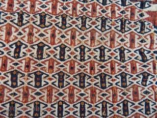 Antique Qashqaii Kilim Bag