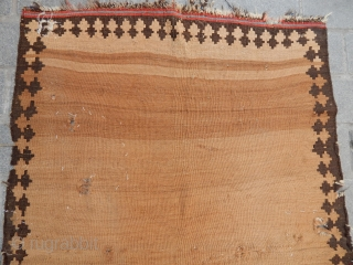 Antique Baluch Sofra Kilim