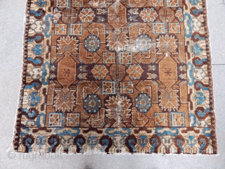 Antique Chinese Rug Size.170x116cm