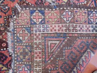 Antique Karakalpak Rug