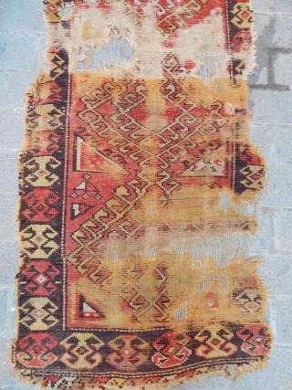Antique Cappadocia Rug