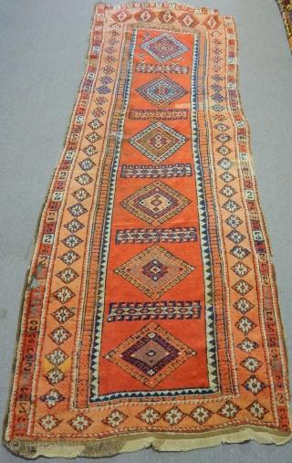 Antique East Anatolian Rug