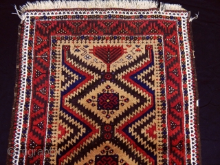 Antique Baluch Rug