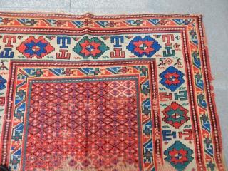 Antique Shahsavan Rug