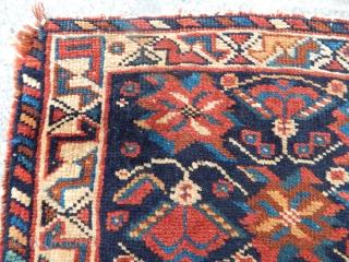 Antique Avsar Rug Bagbafe